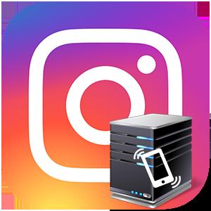 Сохранить фото на телефон Instagram