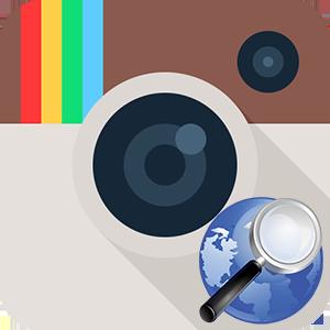 Поиск в Инстаграме без регистрации