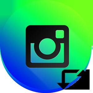 Инстаграм репост логотип