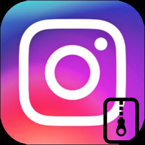 Инстаграм логотип архив