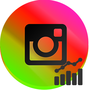 Инстаграм реклама логотип