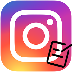 Никнейм для Инстаграма логотип