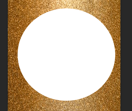 Овальная область в Фотошопе для Инстаграма