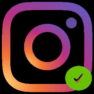 Инстаграм рекомендация логотип