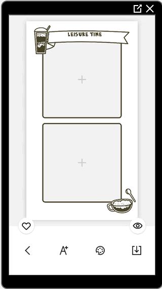 Шаблоны для кулинарного блога StoryArt для Инстаграма