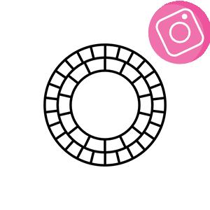 VSCO логотип Инстаграм