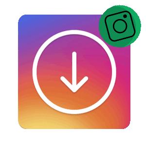 FastSave для Инстаграма логотип
