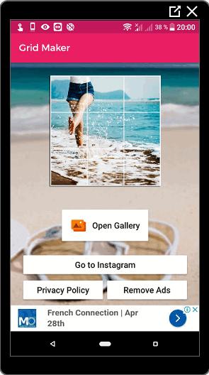 GridMaker для Инстаграма