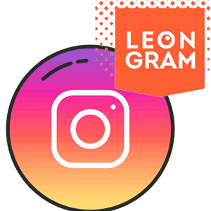 Леонграм для Инстаграма