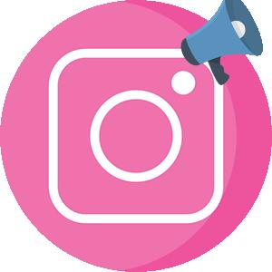 Взаимный пиар в Инстаграме логотип