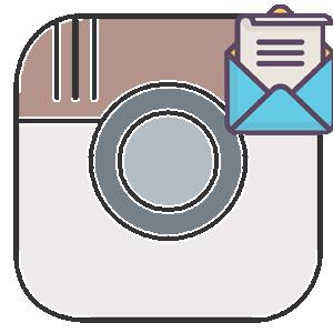 Инстаграм не удалось создать цепочку сообщений логотип