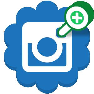 Инстаграм охват логотип