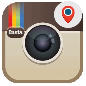 Инстаграм геолокация логотип
