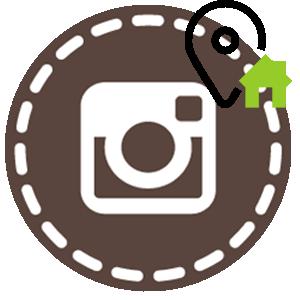 Инстаграм кнопка добраться логотип