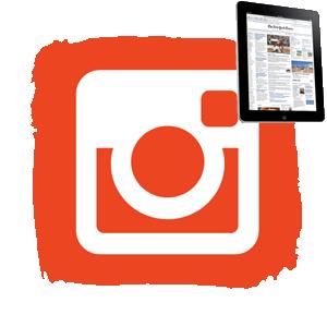 Инстаграм на ipad логотип