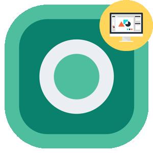 Изменить дизайн в Инстаграме логотип