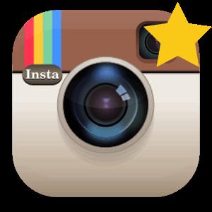 На кого похож в Инстаграме логотип