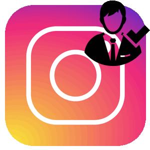 Проверить блогера в Инстаграме логотип