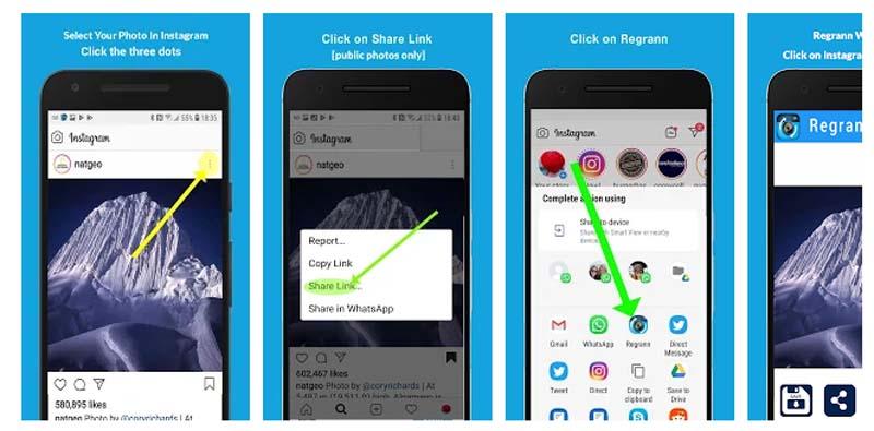 Как сделать репост в Инстаграм: пошаговые инструкции