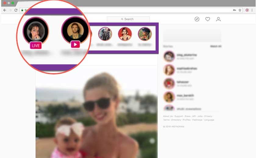 Как смотреть истории в Инстаграм анонимно
